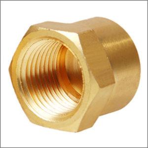 Brass-Cap-Nut-NPT