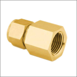 Brass-Female-Connector-Assembly