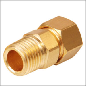Brass-Male-Connector-Assembly