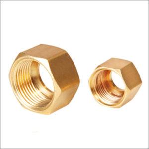 Brass-Nut