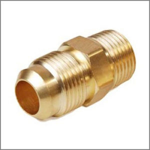 Flare-Male-Connector